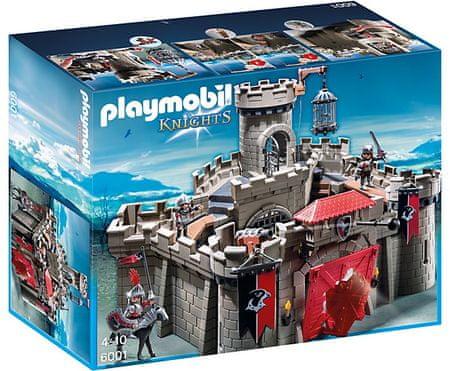 Playmobil Zamek rycerski herbu Sokoła 6001