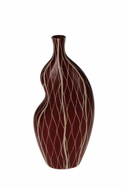 EverGreen Váza keramická Kongo1 40 cm