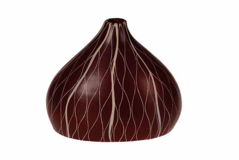 EverGreen Váza keramická Kongo1 25 cm
