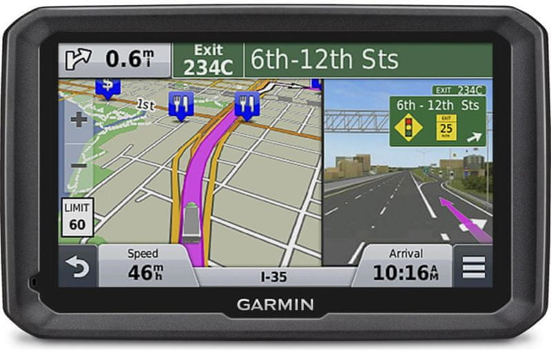 Garmin dezl 570T Lifetime Europe 45, TIR