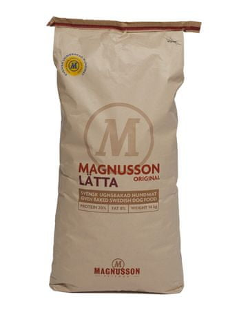 Magnusson hrana za pse LÄTTA 14kg