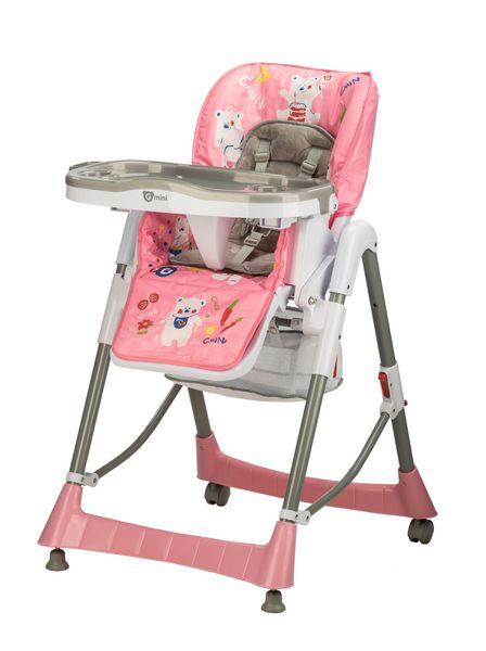 G-mini Jídelní židle Gasty, růžová