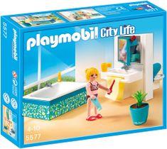 Playmobil 5577 Tágas fürdőszoba