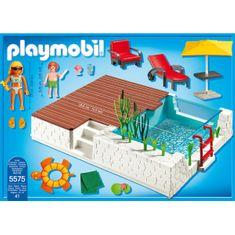 Playmobil 5575 Kültéri medence