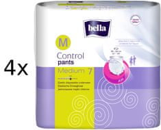 Bella Control medium 4 x 7 ks