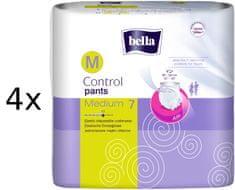 Bella majtki Control medium - 4 x 7 szt