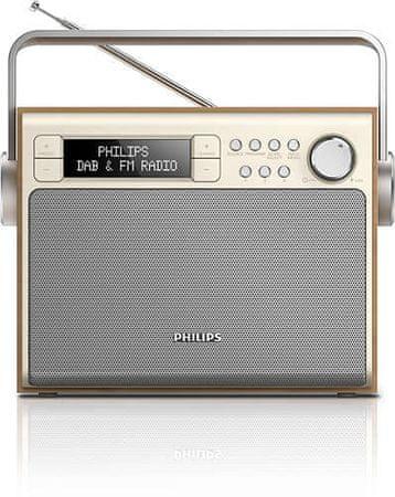 Philips prenosni radio Philips AE5020 (DAB+/FM)