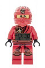 LEGO® Detský budík Ninjago Jungle Ninja Kai
