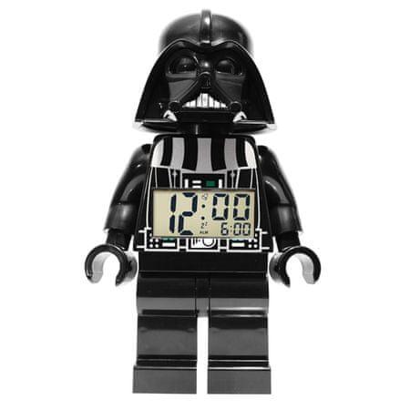 LEGO Detský budík Darth Vader