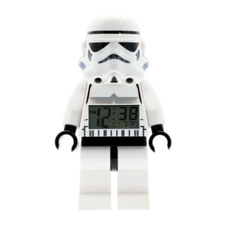 LEGO Detský budík Stormtrooper