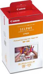 Canon Papier do drukarki termosublimacyjnej Canon Selphy - RP-108