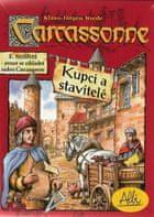 Mindok Carcassonne Kupci a stavitelé (2. rozšíření)