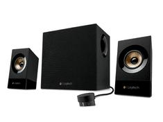 Logitech komplet zvočnikov 2.1 Z533, 120 W, črni