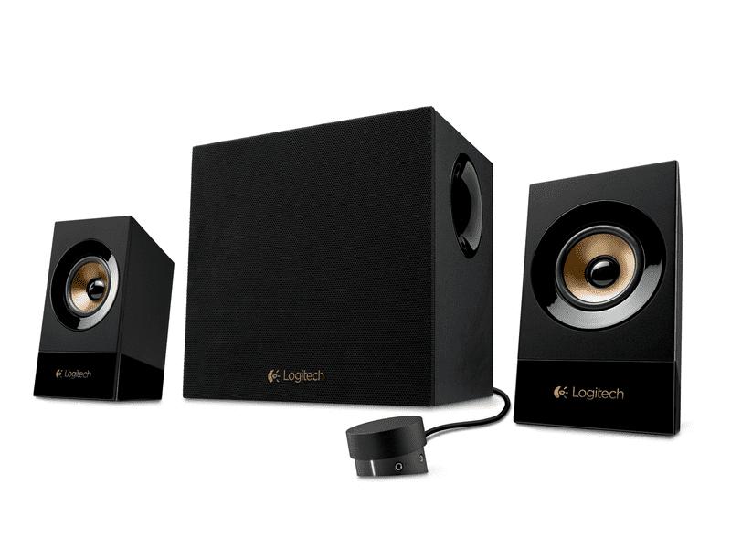 Logitech Z533 Multimedia Speaker System (980-001054)