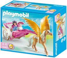 Playmobil Pegazus hintó