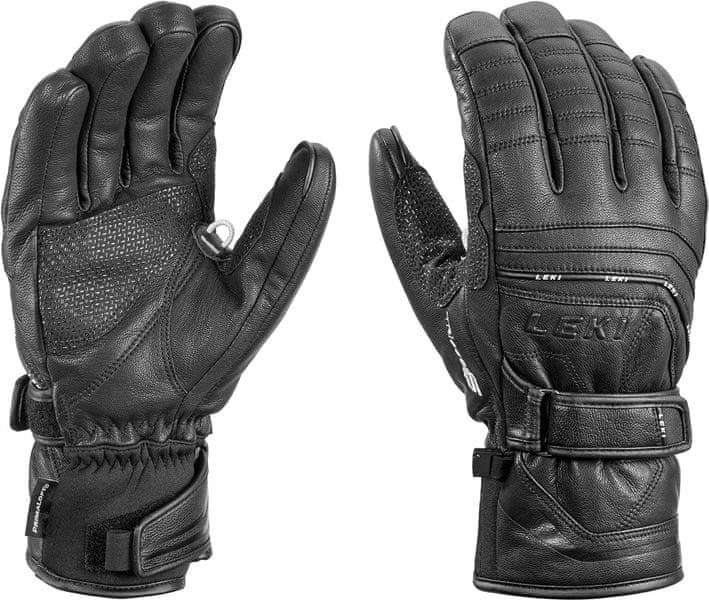Leki Aspen S Mf Touch Black 8,5