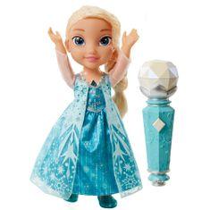 ADC Blackfire Ľadové kráľovstvo - Spievajúca Elsa karaoke