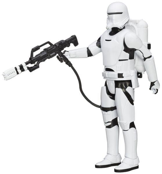 Star Wars SW Prémiová figurka Flametrooper 30cm - II. jakost