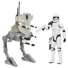 Star Wars Figurka i maszyna Assault Walker