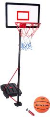 Eddy Toys Basketbalový koš, míč & pumpička