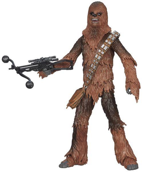 Star Wars Pohyblivá prémiová figurka Chewbacca