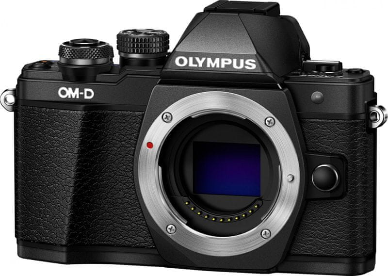 Olympus OM-D E-M10 Mark II Body Black