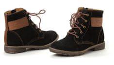 s.Oliver buty za kostkę dziewczęce