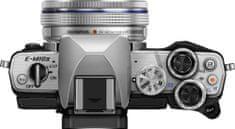 Olympus OM-D E-M10 Mark II + 14-42 mm EZ + 40-150 mm R + 2000 Kč od Olympusu zpět!