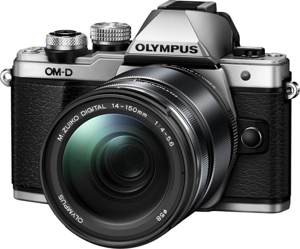 Olympus OM-D E-M10 Mark II + 14-150 mm II Silver