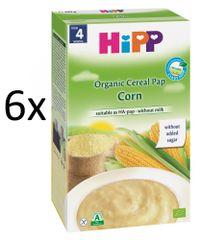 HiPP BIO obilná kaša kukuričná 6 x 200g