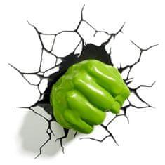 PHILIPS 3D Hulk ököl fali lámpa