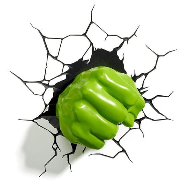 Philips 3D světlo na zeď - Hulkova pěst