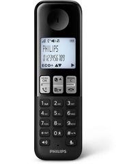 Philips brezžični DECT telefon z odzivnikom, D235