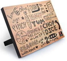 Richardson Sheffield Magnetický stojan na nože - Doodle