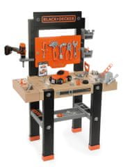 Smoby Black & Decker Warsztat Bricolo Center