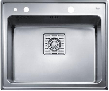 Teka zlewozmywak stalowy Frame 1B Plus (40180500)