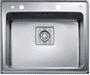 1 - Teka zlewozmywak stalowy Frame 1B Plus (40180500)