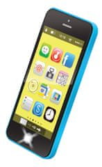 MaDe Smartphone 40 melodií, modrá