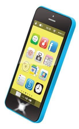 MaDe Smartphone 40 melódií, modrá
