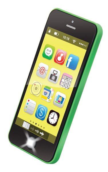 MaDe Smartphone 40 melodií, zelená