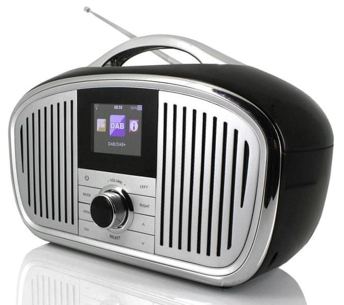 Soundmaster IR4000SW, černá