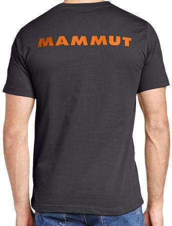 Mammut Logo T-Shirt Men Graphite XL  2974e60edd