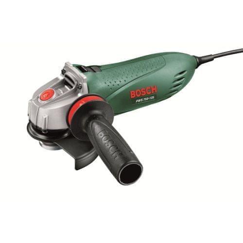 Bosch úhlová bruska PWS 750-125 06033A2422