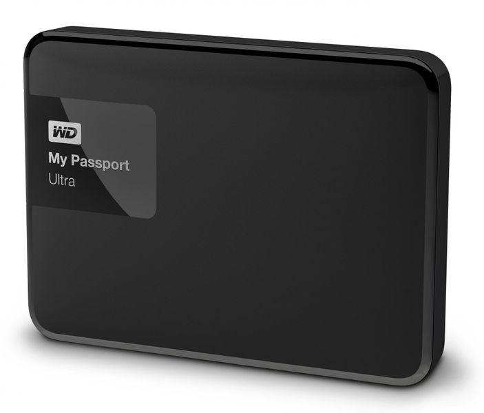 "WD My Passport Ultra 1TB / Externí / USB 3.0 / 2,5"" / Black (WDBGPU0010BBK-EESN)"