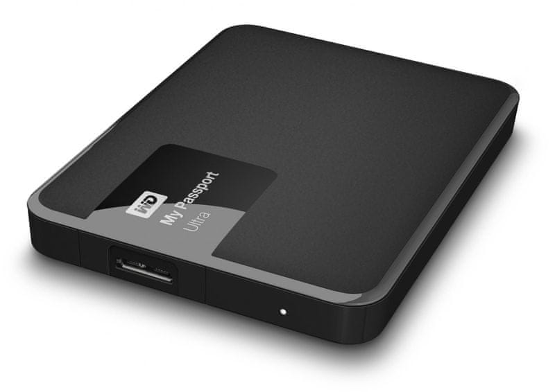 "WD My Passport Ultra 1,5TB / Externí / USB 3.0 / 2,5"" / Black (WDBBKD0015BBK-EESN)"