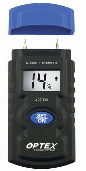 Optex Měřič vlhkosti MH427