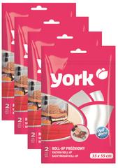 York Vakuový vak rolovací 35x55cm - set 4x2ks