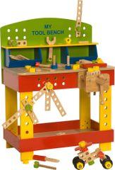 Bigjigs Toys Ponk - pracovný stôl