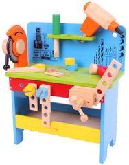 Bigjigs Toys Pracovný ponk