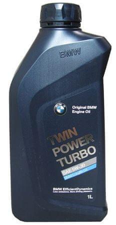 Bmw motorno ulje Twin Power Turbo LL04 5W-30, 1 l